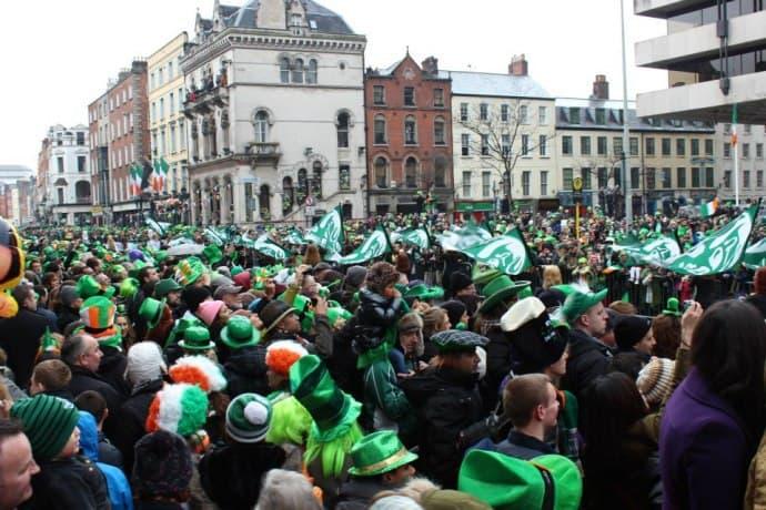 Celebrate St. Patrick's Day In Ireland!