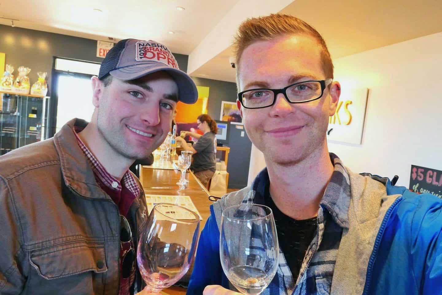 Gay-Friendly Winery Near Picton Sandbanks in Prince Edward County