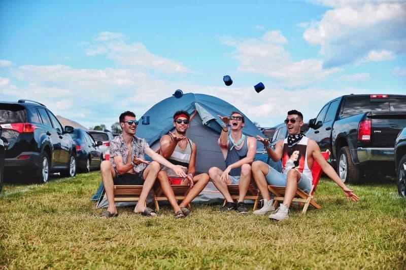gay camping