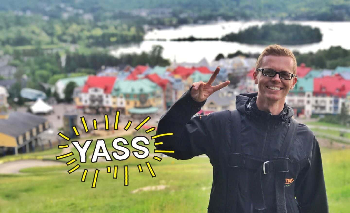 Summer Gaycation Getaway: Mont Tremblant