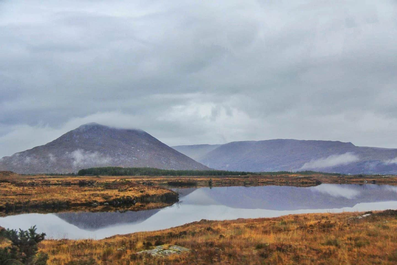 Connamara landscape
