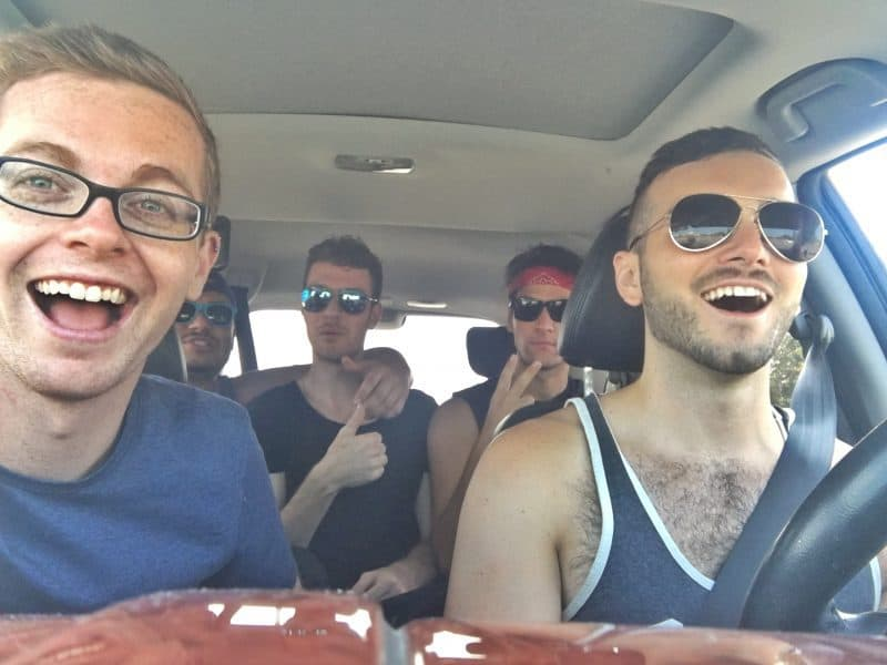 gay roadtrip