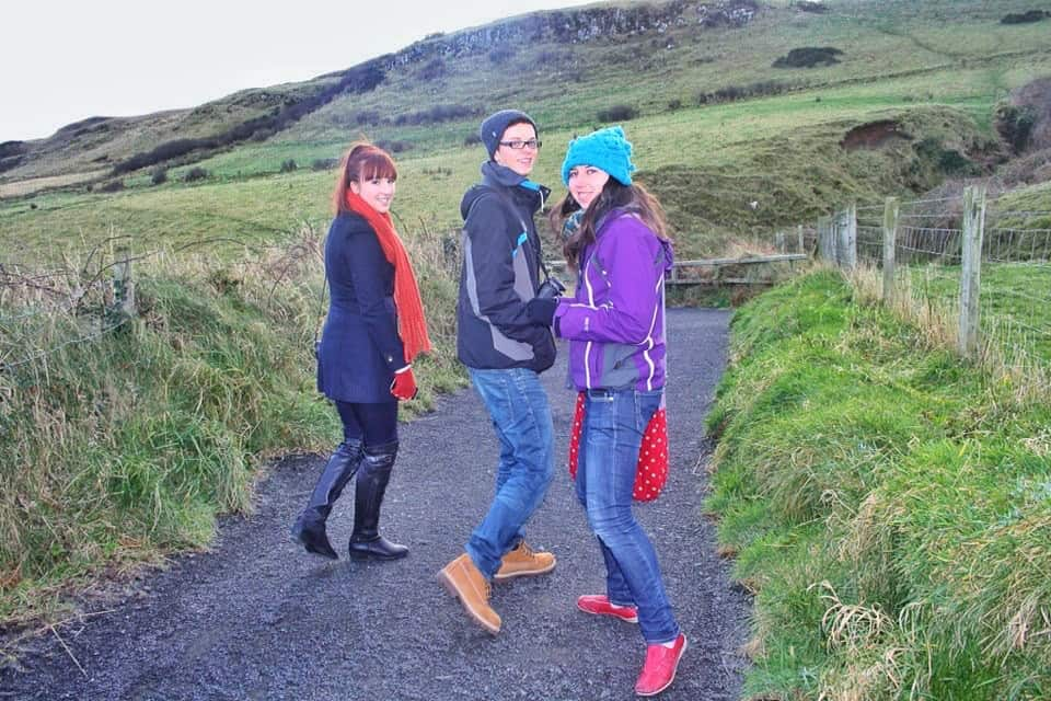 getting lost in ireland