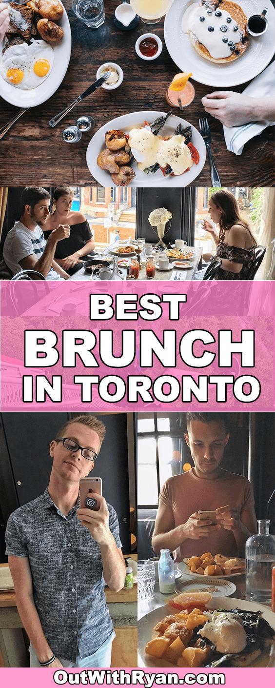 best brunch toronto