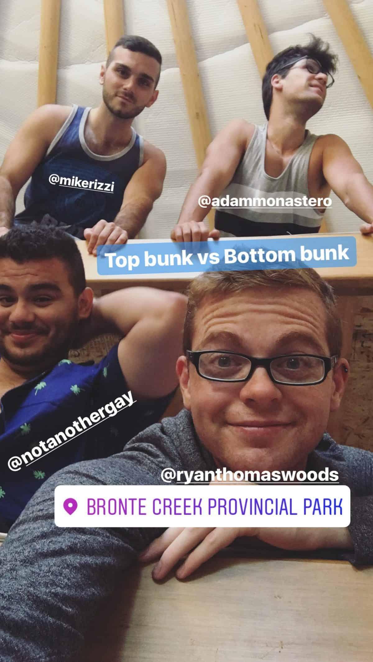 gay bottom and top