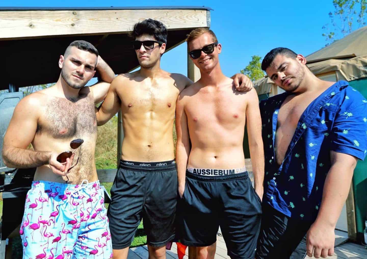 Photos of Gays Gone Wild: Camping Edition