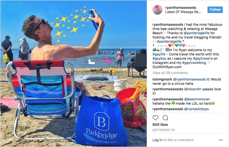 Gay wasaga beach