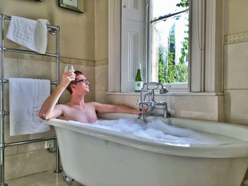 Romantic Weekend at Shendish Manor spa