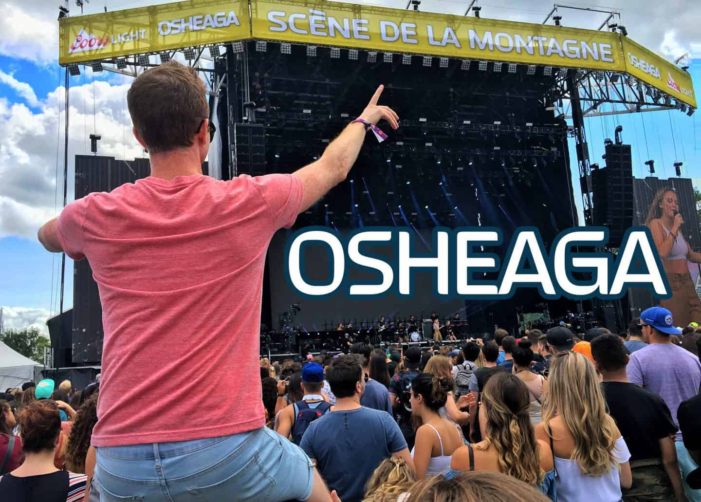Osheaga 2018 Lineup Announced – Dua Lipa, Odesza and more!