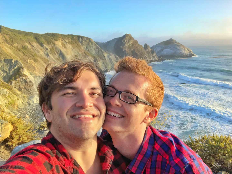 Gay Big Sur - Gay holiday in Big Sur
