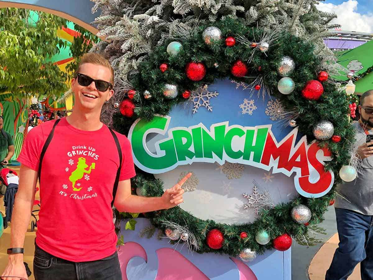 The Grinchmas Who-liday Spectacular at Universal Orlando Resort