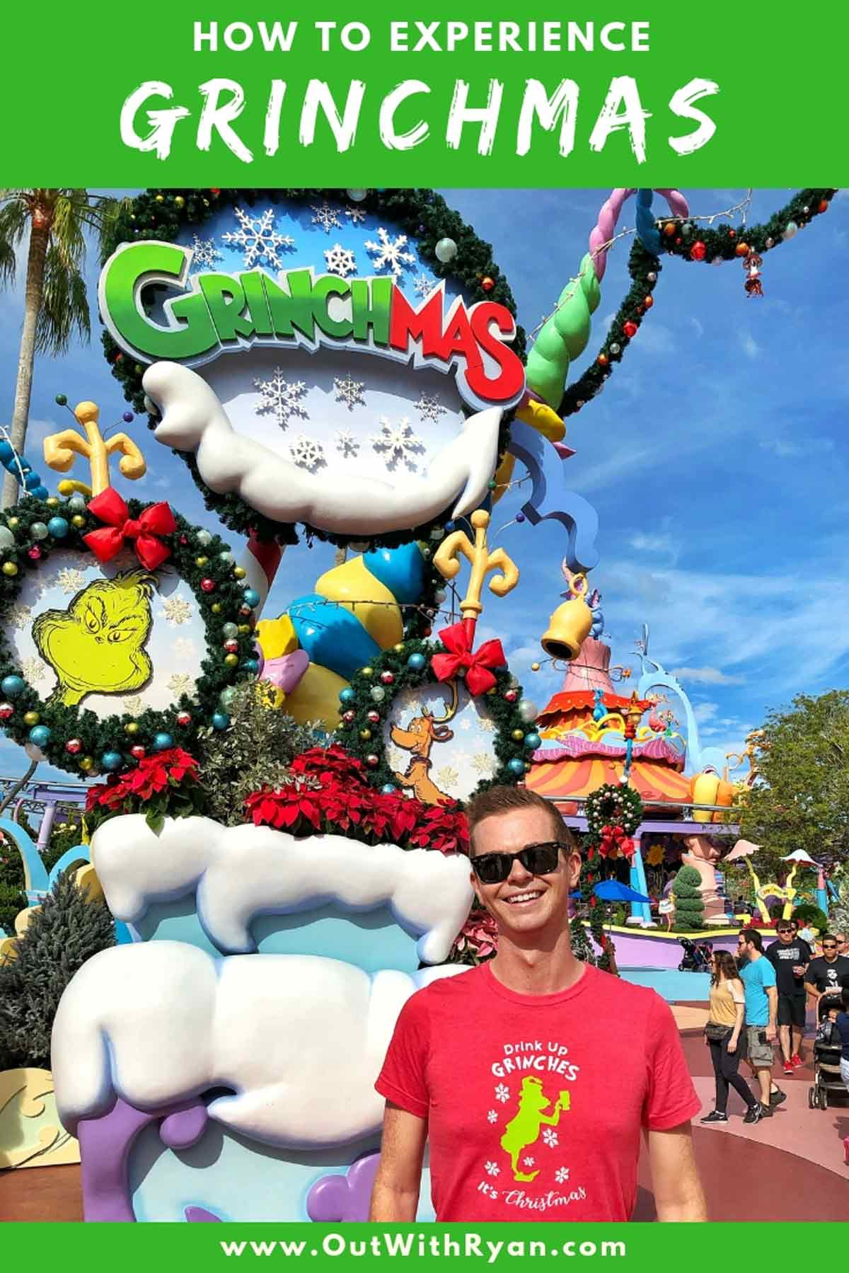Celebrate Grinchmas Who-liday Spectacular at Universal Orlando Resort