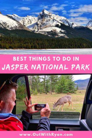 Best Things To Do in Jasper National Park, Alberta