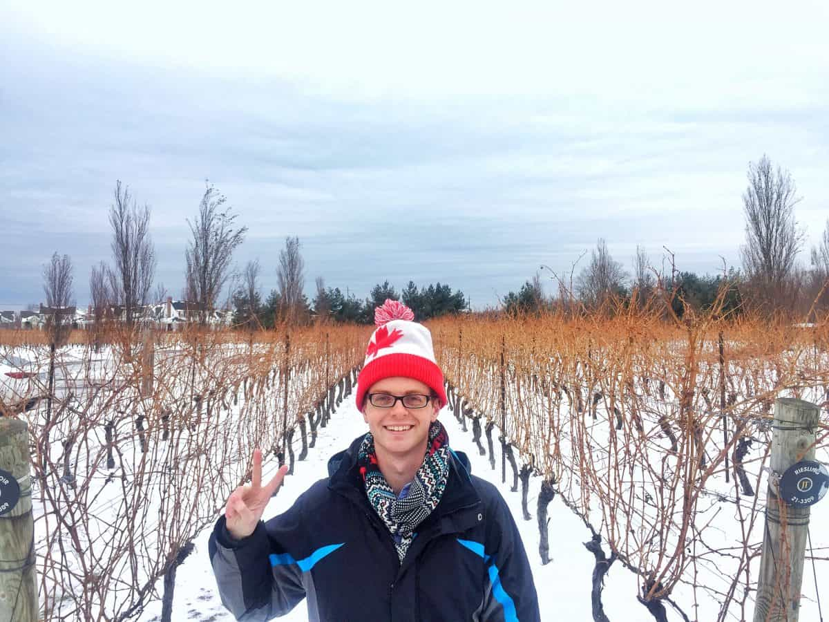 Ice Wine Niagara on the Lake