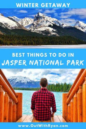 Jasper National Park, Alberta - OutWithRyan