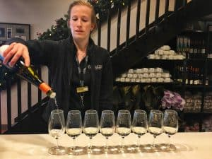 Niagara Falls Wine Tasting