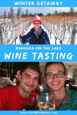 Romantic Wine Tasting Niagara on the Lake