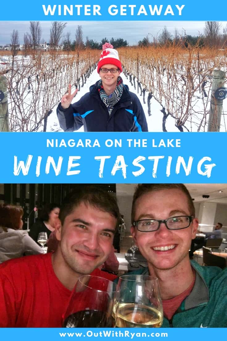 Romantic Wine Tasting Niagara on the Lake