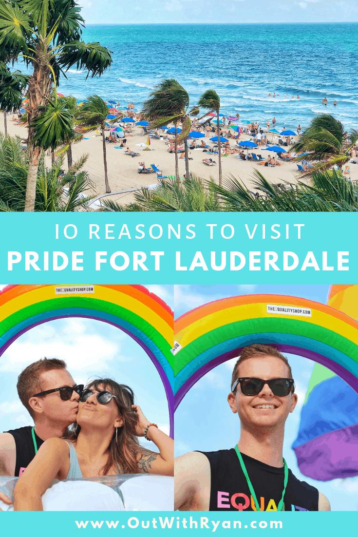 Pride Fort Lauderdale Pinterest
