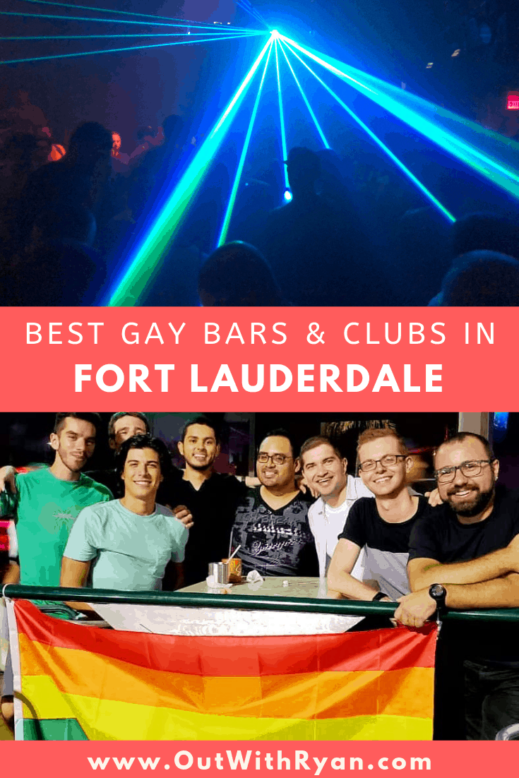 Fort Lauderdale gay bars and clubs