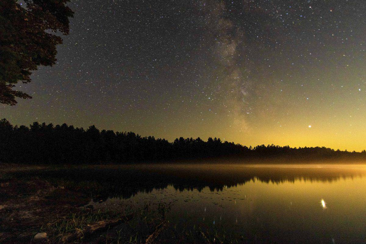 Milky Way Kawartha Lakes