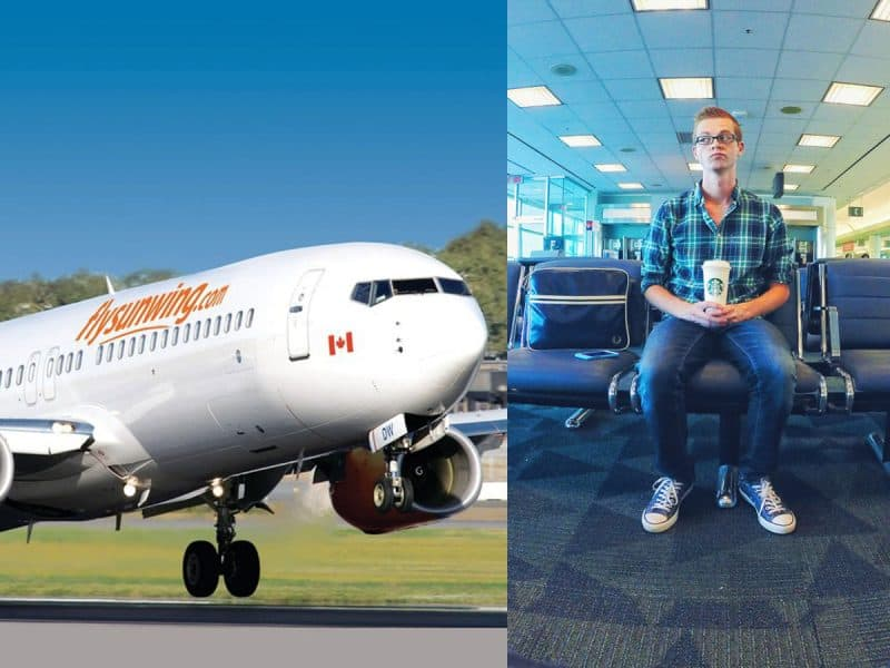 SUNWING Offering Free Flights to Canadians Stranded in Cuba, Mexico & more!